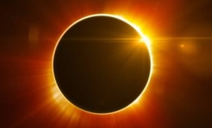 Photo of Solar eclipse photo file
