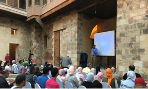Regeneration of Historic Cairo Seminar (Photo: TCG media office)