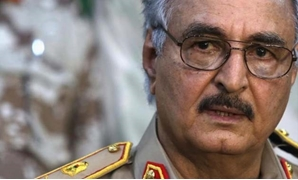 Libya's army commander Khalifa Haftar - File photo