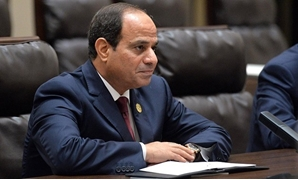 President Abdel Fatah el-Sisi - Press photo