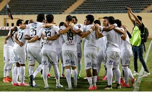 Zamalek players - Zamalek's Facebook page