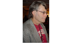 Stephen King - via Wikimedia