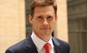 UK Ambassador to Egypt John Casson - File Photo