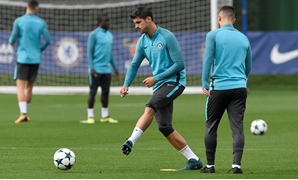 Alvaro Morata – Press image courtesy Reuters