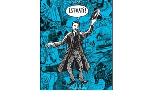 The Comic Book Israti- Official Website