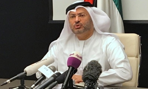 UAE Minister of State for Foreign Affairs Anwar Gargash - REUTERS