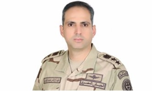FILE - military spokesperson Tamer al-Rifai