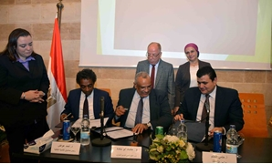 The General Organization of Books, the National Organization for Urban Harmony and the Cultural Development Fund signs the cooperation protocol – Official Website