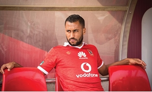 Hossam Ashour – Press Photo courtesy Al-Ahly official website