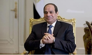 President Abdel Fattah El Sisi - File photo