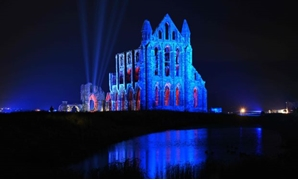 The Whitby Abbey in Whitby, northern England. -AFP filepic