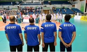 Egyptian national volleyball team – Courtesy of FIVB's official website