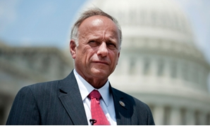U.S. Rep. for Iowa Steve King considered the U.S. decision to cut economic and military aid to Egypt as relics from a misguided Obama-era approach to the Middle East – Photo courtesy of civil.services