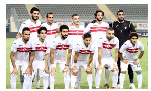 FILE – Zamalek players