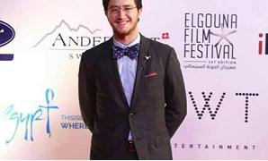 Actor Ahmed Malek during ELGOUNA