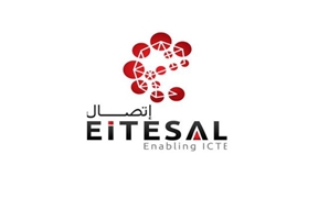 Logo of EITESAL organization- Photo courtesy of company website