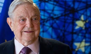Hungarian-born George Soros says Budapest's campaign against him is a ruse to distract from poor governance and corruption in his homeland