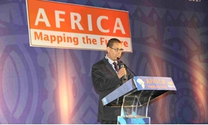 Former EGX chairman Mohamed Omran at ASEA Conference- File Photo
