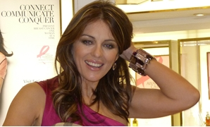 Elizabeth Hurley - photo courtesy of Wikimedia Commons