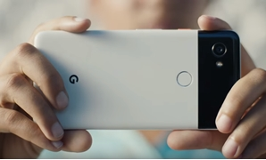 Screenshot from official Google Pixel 2 ad – Made By Google/ YouTube