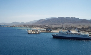 Safaga port - File Photo