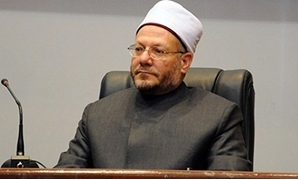 Grand Mufti Shawky Allam - Courtesy of Dar al-Ifta official website