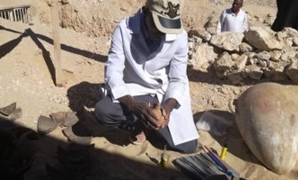 The newly discovered tomb collections – Ahmed Marei/Egypt Today