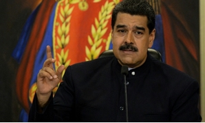 Venezuelan President Nicolas Maduro's ruling party was handed a clear path to victory in local elections after the main parties in the opposition coalition refused to participate - AFP/File / Federico PARRA