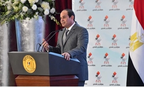 Egyptian President Abdel Fatah Al-Sisi – Press Photo