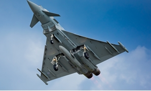 Eurofighter Typhoon – Adrian / Flickr