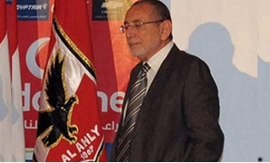 Adly Al Qei the official spokesman of Al Ahly Club – Press image courtesy of FILE