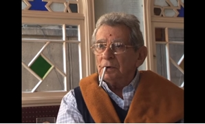Screencap of Youssef Chahine in an interview from Mark Cousins' The Story of film An Odyssey', December 14, 2017 - OK EDEN/Youtube Channel.
