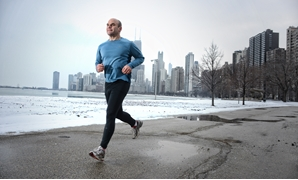 Runner in Chicago - CC/Kyle Cassidy