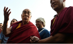 Month of Women came early … Dalai Lama urges women to take