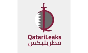 The Qatari Leaks Logo – Official Twitter account