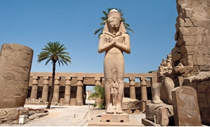 Photograph of the Temple of Luxor in Egypt, July 28, 2016 – Wikimedia/AdaVegas Travel
