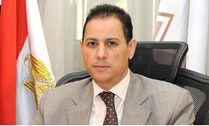 FILE -Head of the Egyptian Financial Supervisory Authority (EFSA) Mohamed Omran