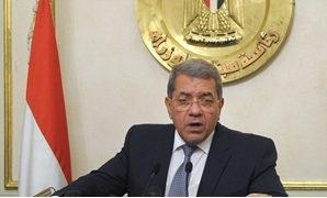 FILE - Minister of Finance Amr El-Garhy