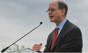 Congressman Brad Sherman, California's 27th District, on September 28, 2010- Photo via flickr, Cliff