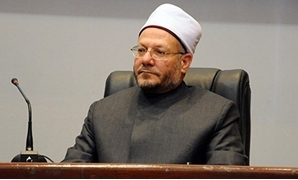 FILE - Egypt's Grand Mufti Shawky Allam