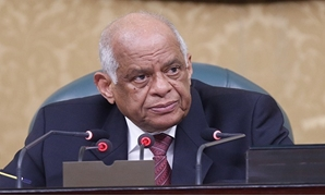 FILE – Speaker of the House of Representatives, Ali Abdel Aal