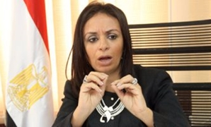 The President of the National Council for Women Maya Morsy – Egypt Today