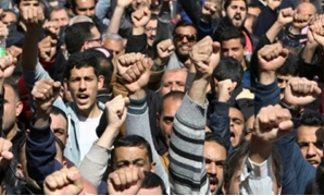 Last year, price hikes on a string of goods and services in Jordan sparked protests - AFP