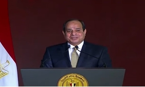 FILE: President Sisi during the conference