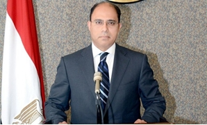 FILE - Egypt's Foreign Ministry Spokesperson Ahmed Abu Zeid