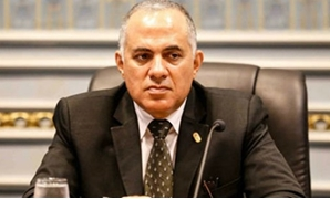 FILE: Irrigation and Water Resources Minister Mohamed Abdel Aati