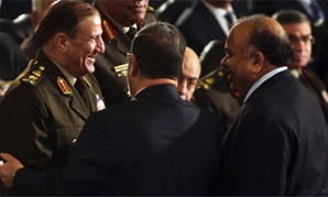 The Muslim Brotherhood senior leaders meet with former military Chief of Staff Sami Anan- Reuters