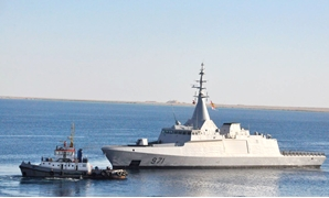'Cleopatra 2018' joint naval exercise between the Egyptian and French forces – Press Photo