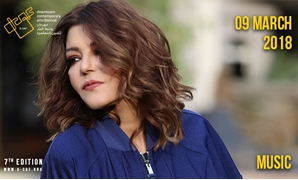 Samira Said will perform in the opening concert of the seventh edition of D-CAF that will be held on March 9, 2018 at Al-Azhar Park – D-CAF press office