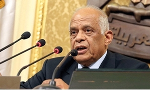 FILE: Speaker of the House of Representatives Ali Abdel Aal